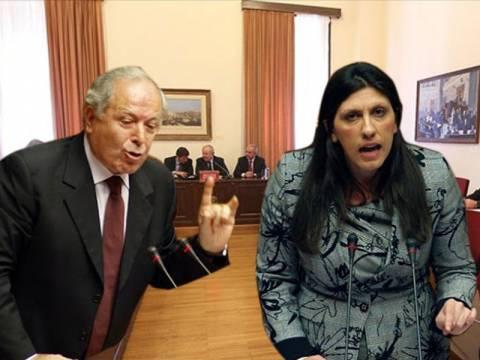 Κωνσταντοπούλου σε Μαρκογιαννάκη:Είσαι εισαγγελέας της Χούντας!