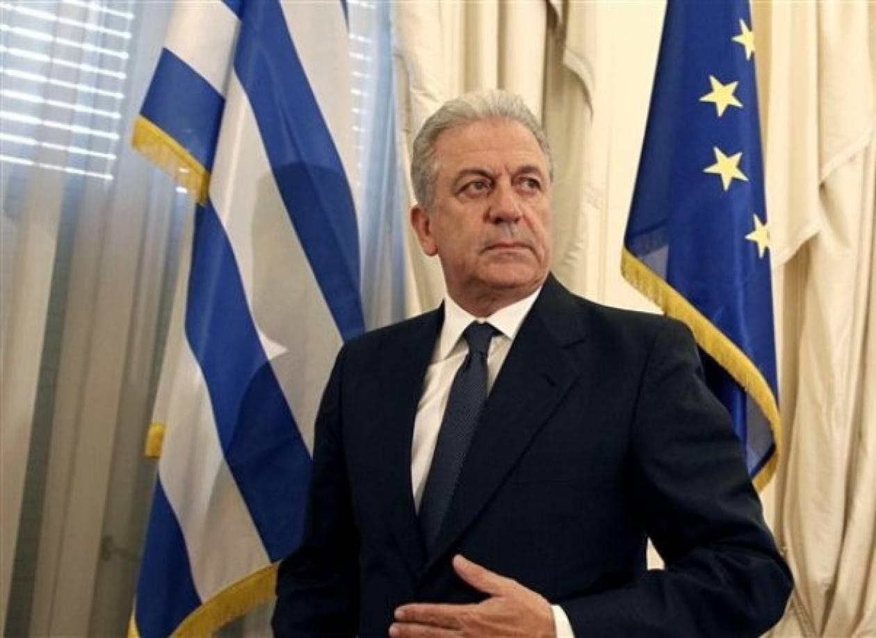 Αβραμόπουλος: Δικαιώνονται οι προσπάθειές μας με τον αγωγό TAP