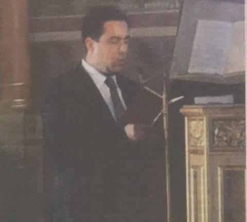 Μηταράκης: Υφυπουργός Ανάπτυξης και… δεξιός ψάλτης