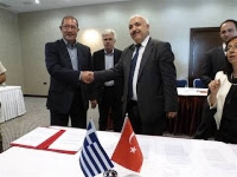 Ελληνοτουρκική συμφωνία για νέα οδική γέφυρα στους Κήπους του Έβρου
