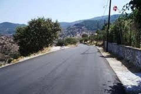 Μυτιλήνη: Αναμένεται έγκριση έργου οδικού άξονα Καλλονής-Πέτρας