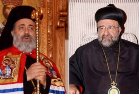 Συρία: «Νεκροί» οι δύο ορθόδοξοι μητροπολίτες