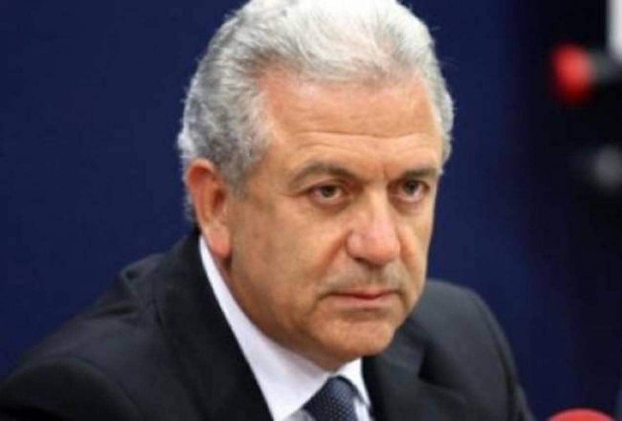 Συνάντηση Αβραμόπουλου με αντιπροσωπεία του υπ. Άμυνας του Ιράκ
