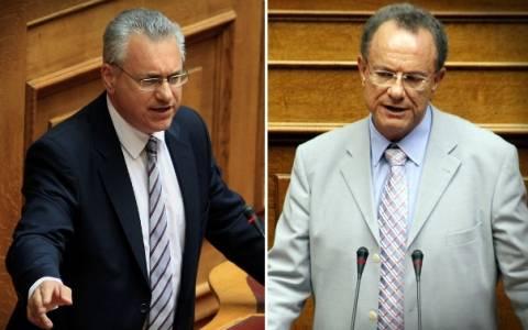 Με απόφαση Σαμαρά, Μαρκόπουλος-Σολδάτος ξανά στη ΝΔ