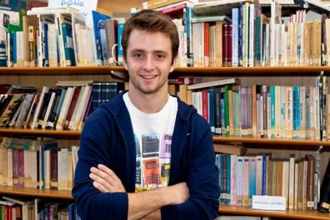 Google: 17χρονος Έλληνας στους κορυφαίους σε επιστημονικό διαγωνισμό