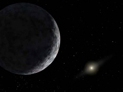 Κέρβερος και Στύγα «βαφτίστηκαν» τα φεγγάρια του Πλούτωνα