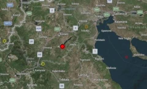 Κοζάνη: 4,7 Ρίχτερ ο σεισμός-Αισθητός και στη Θεσσαλονίκη