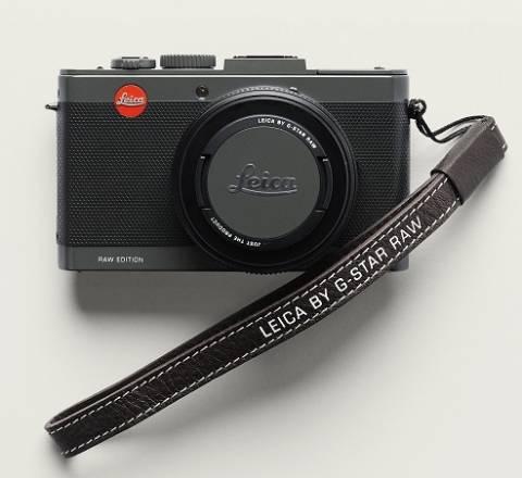 Η G-STAR παρουσιάζει την μοναδική φωτογραφική μηχανή RAW LEICA