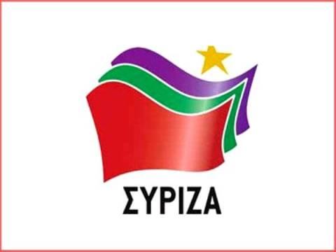 Συγκέντρωση διαμαρτυρίας του ΣΥΡΙΖΑ για τις κατασχέσεις σπιτιών