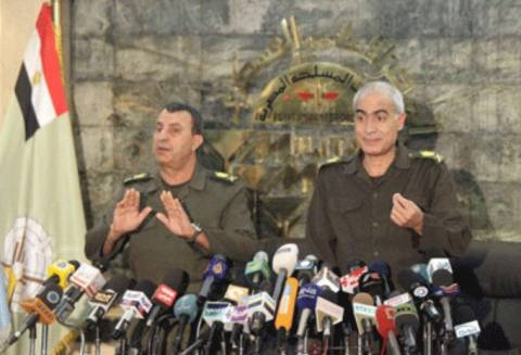 Αιγυπτιακός στρατός: «Οι τελευταίες ώρες»...