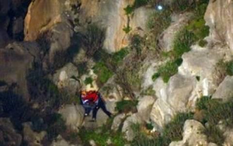 Σώος ορειβάτης στις Πάδες Πίνδου - Είχε εγκλωβιστεί σε χαράδρα