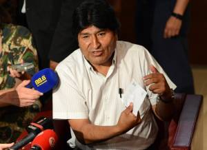 Βολιβία: «Πράξη επίθεσης» ο αποκλεισμός του Μοράλες