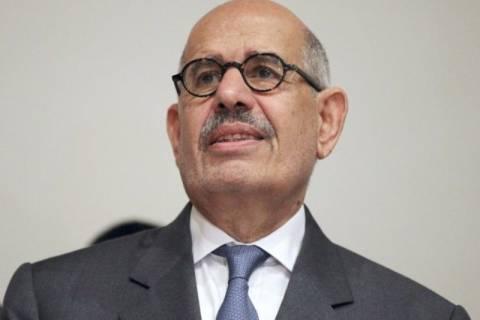 Αίγυπτος: Συνάντηση Μπαραντέι με τους αρχηγούς του στρατού