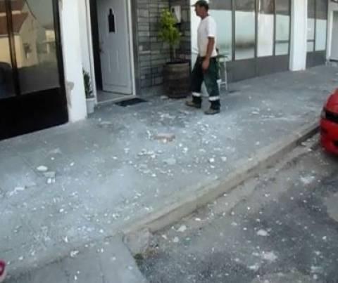 Σεισμός στην Κοζάνη: Σοβαρές ζημιές-Ανησυχούν οι κάτοικοι