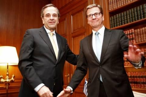Γ. Bεστερβέλε: Η Ελλάδα θα τα καταφέρει