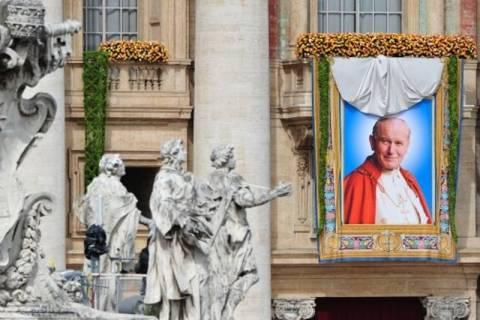 Αγιοποιείται ο πάπας Ιωάννης Παύλος-Έκανε δεύτερο θαύμα