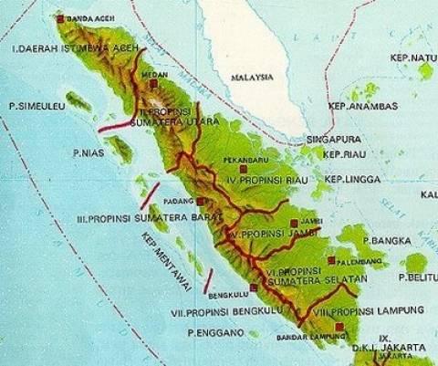 Ινδονησία: Σεισμός μεγέθους 6,4 βαθμών ανοικτά της Σουμάτρας