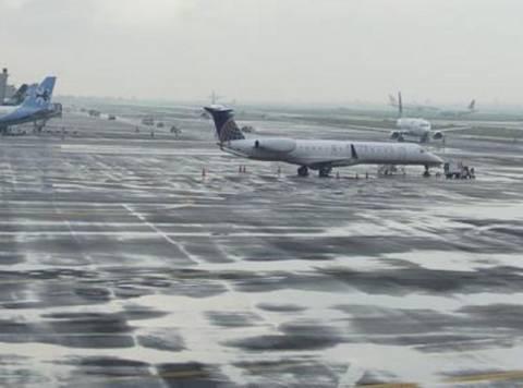 Ακυρώσεις πτήσεων λόγω ηφαιστειακής τέφρας