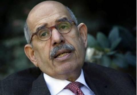 Αίγυπτος: Δεν θέλουν τον Ελ Μπαραντέι
