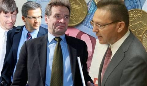 Στουρνάρας-τρόικα: Σήμερα αναμένεται η οριστικοιποίηση της συμφωνίας
