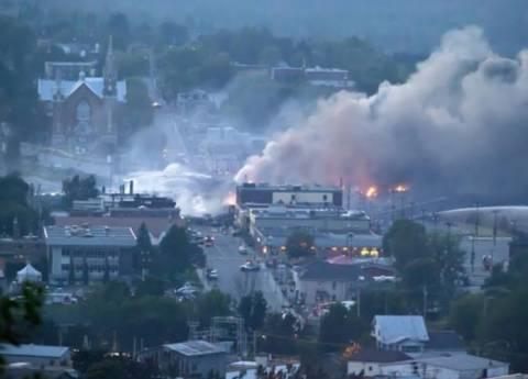 Ανεβαίνει ο απολογισμός των νεκρών στο Κεμπέκ
