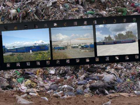Τα σκουπίδια της Μυκόνου «πνίγουν» την Αθήνα