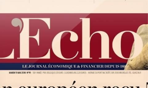 L' Echo: Πλήρης δημοσιοποίηση των κρατικών ενισχύσεων για διαφάνεια