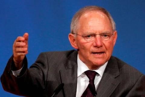 Σόιμπλε:Θα προχωρήσουμε σήμερα με το ζήτημα της Ελλάδας