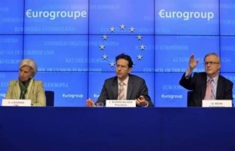 Eurogroup: 2,5 δισ. στις 19 Ιουλίου και βλέπουμε…