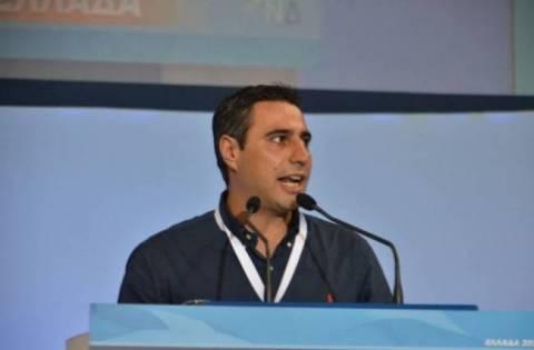 Ιωαννίδης: Από σήμερα η ΝΔ έχει ως Γραμματέα ένα νέο άνθρωπο