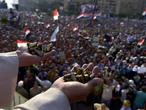 Το χρονοδιάγραμμα της προσωρινής ηγεσίας της Αιγύπτου