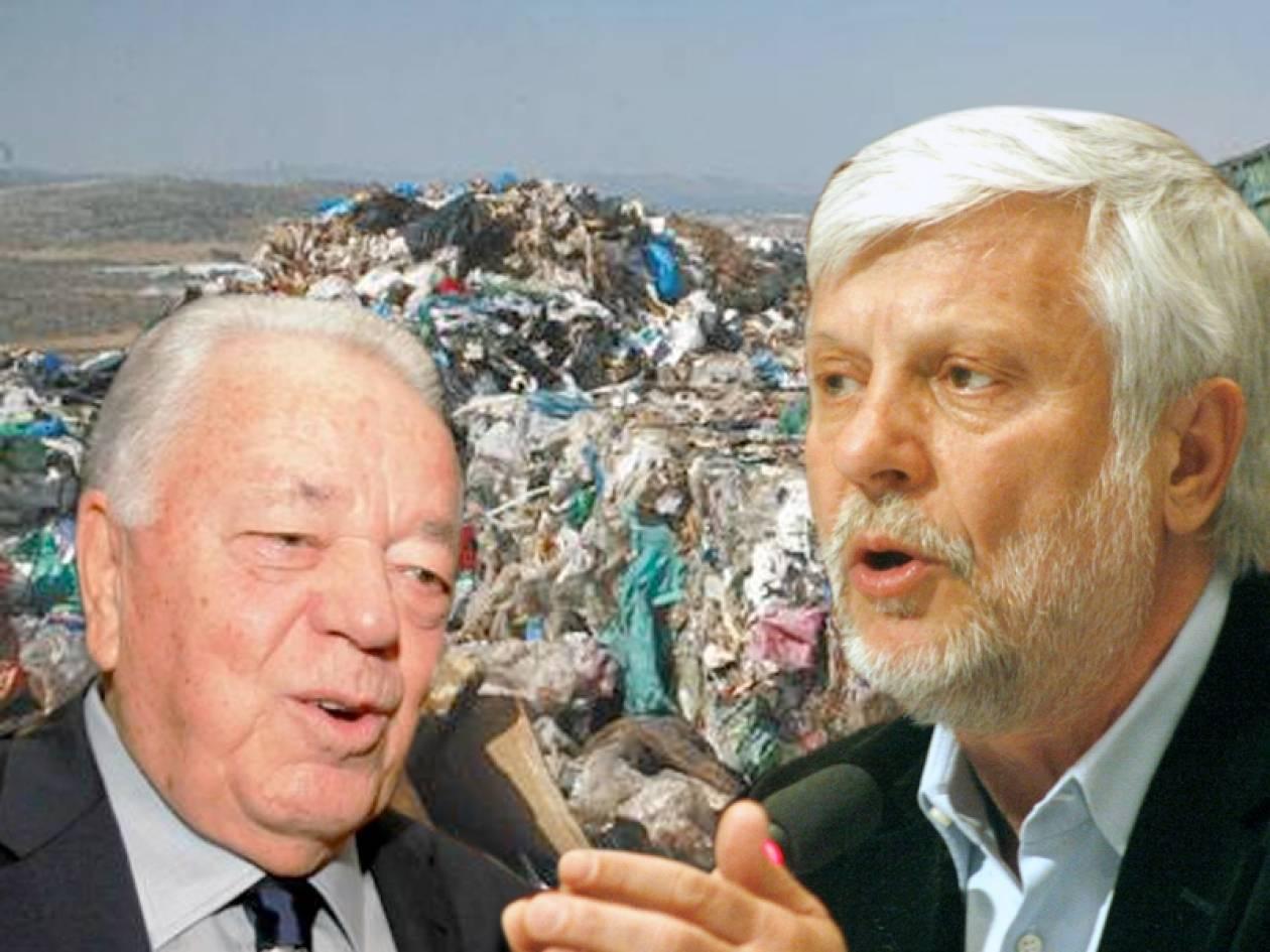 Δίνεται στον Μπόμπολα ο διαγωνισμός για τα στερεά απόβλητα;