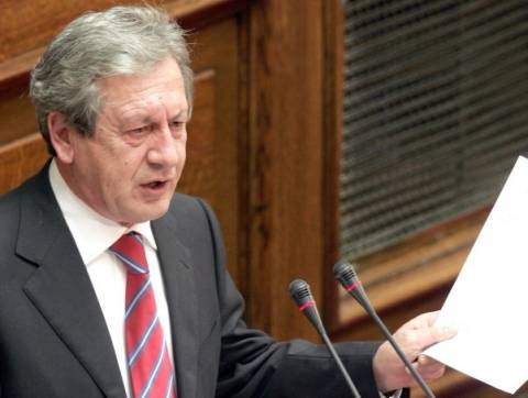 Εκλογή Δριβελέγκα στη θέση του Ε' αντιπροέδρου της Βουλής