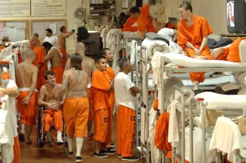 ΗΠΑ: Σε απεργία πείνας 30.000 φυλακισμένοι στην Καλιφόρνια