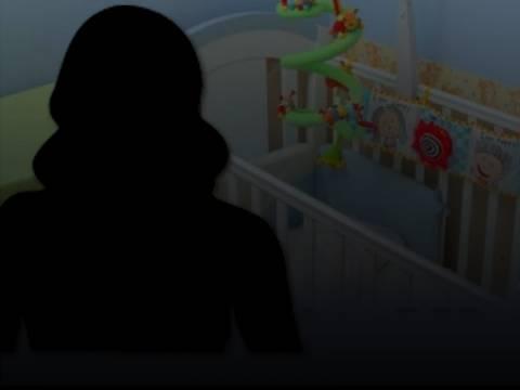 Αλεποχώρι Αχαΐας: Σκότωσε το μωρό της γιατί έκλαιγε