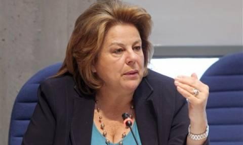 Χαιρετισμός από τη Λούκα Κατσέλη στο συνέδριο του ΣΥΡΙΖΑ