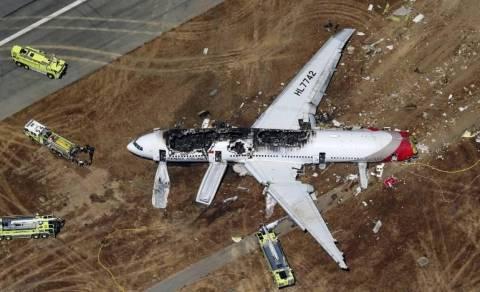 Νέες αποκαλύψεις από την αεροπορική τραγωδία στο Σαν Φρανσίσκο
