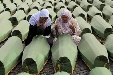 Βοσνία: 18 χρόνια από τη σφαγή της Σρεμπρένιτσα