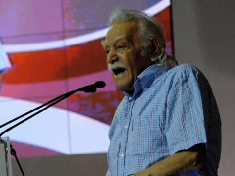 Γλέζος σε Τσίπρα: Κάντε ό,τι θέλετε-Εμείς δεν διαλυόμαστε!