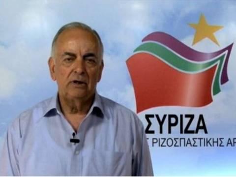 Θεωνάς:Οι συνιστώσες έφεραν τον ΣΥΡΙΖΑ εδώ που είναι