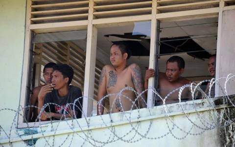 Εξέγερση με νεκρούς και τραυματίες σε φυλακή της Ινδονησίας