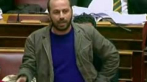 Φραστικό επεισόδιο Οδ. Κωνσταντινόπουλου - Β. Διαμαντόπουλου στη Βουλή
