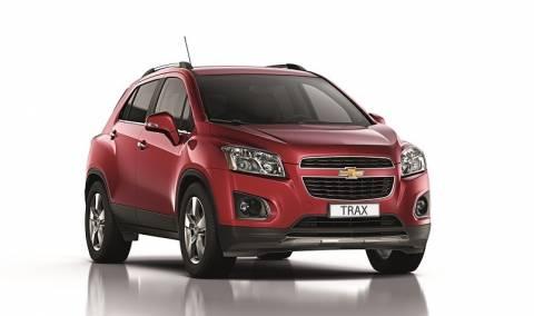 Το νέο Chevrolet Trax