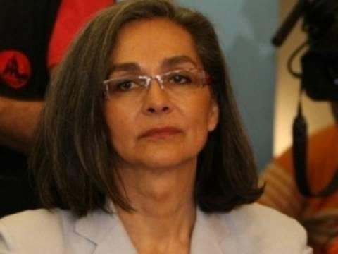 Υπέρ της σύστασης ενός ενιαίου κόμματος η Σ. Σακοράφα