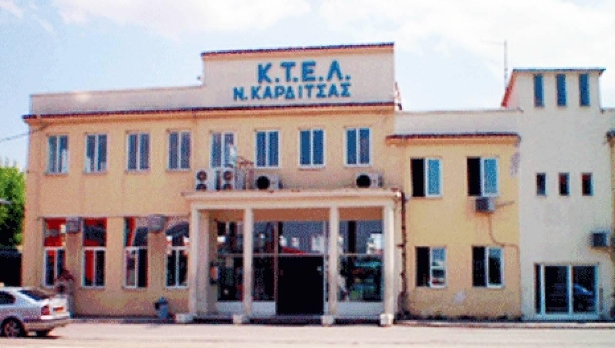 Άγιο είχαν 25 επιβάτες των ΚΤΕΛ στην Καρδίτσα