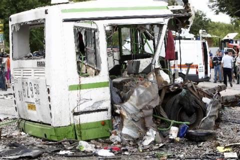 Ρωσία: Φονική σύγκρουση φορτηγού με λεωφορείο που μετέφερε παιδιά