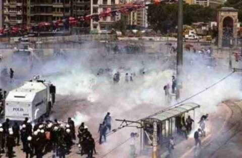 Τουρκία: Νέα επεισόδια στην Κωνσταντινούπολη