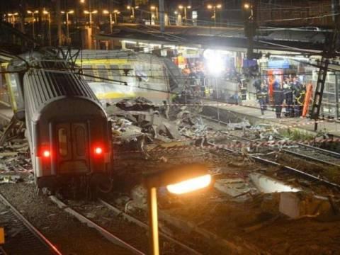 Σε ελαττωματικό μεταλλικό σύνδεσμο αποδίδεται η σιδηροδρομική τραγωδία