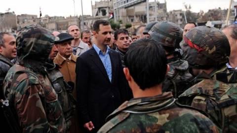 Συρία: Ο στρατός κρατεί 200 ανθρώπους, σύμφωνα με την αντιποίτευση
