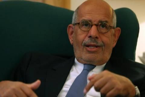 Αίγυπτος: Ορκίστηκε αντιπρόεδρος ο Ελ Μπαραντέι